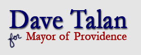 Dave Talan for Mayor of Providence